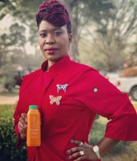 Julia Cooks Organic Super Food
